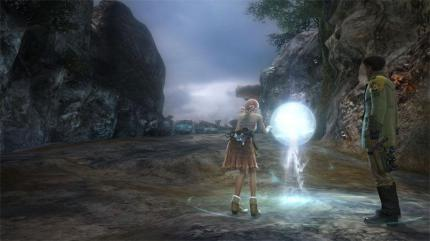 Neue Screenshots aus Final Fantasy 13.