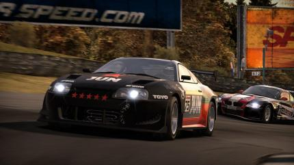 Team Racing Pack: Bilder zum kostenlosen Need for Speed Shift-DLC.