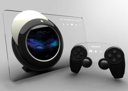 PlayStation 4-Designstudie