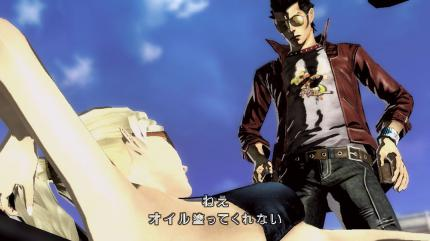 No More Heroes: Heroes' Paradies