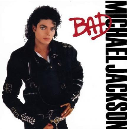 'Bad' - Album von Michael Jackson
