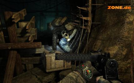 Screenshots aus Metro 2033 (5)