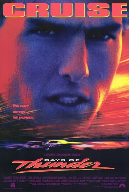 Days of Thunder - The Movie