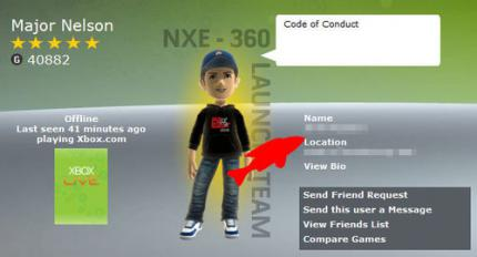 Major Nelsons Xbox-Live-Account wurde gehackt (3)