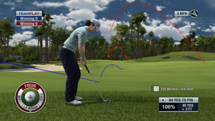 Screenshots aus Tiger Woods 11 (1)