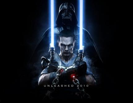 Teaserbild zu The Force Unleashed 2 mit Darth Vader.