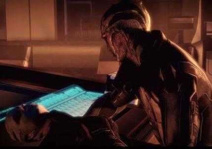 Screenshot aus Mass Effect 2 (2)