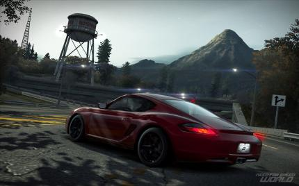 Need for Speed World-Release.