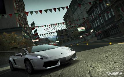 Die Entwickler von Need for Speed World im Entwickler-Video.