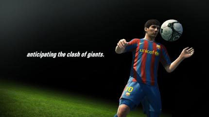 PES 2011: Lionell Messi vom FC Barcelona wird abermals Cover-Star. (2)
