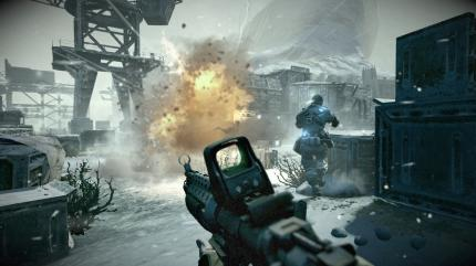 Aktuelle Screenshots aus Killzone 3.