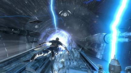 Screenshots zu Star Wars: The Force Unleashed 2.