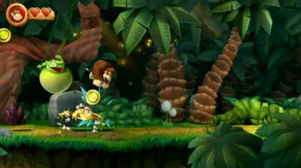 Donkey Kong Country Returns ist Christophs Favorit