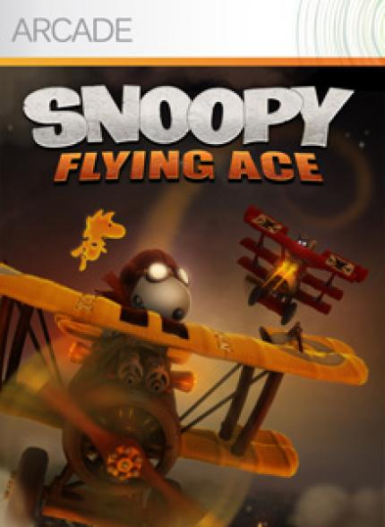 Snoopy Flying Ace für Xbox Live Arcade
