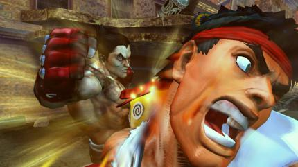 Neue Screenshots zu Street Fighter X Tekken.
