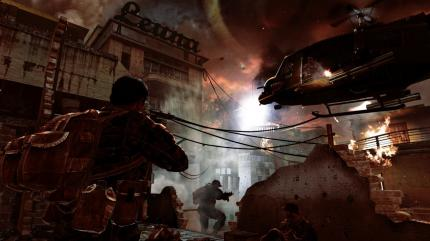 Multiplayer-Vehikel für Call of Duty: Black Ops geplant.