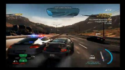 Need for Speed: Hot Pursuit - Pure Action.