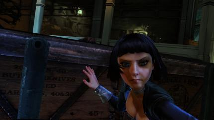 Screenshots aus Bioshock Infinite. (5)
