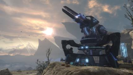 Screenshots zu Halo: Reach für Xbox 360.