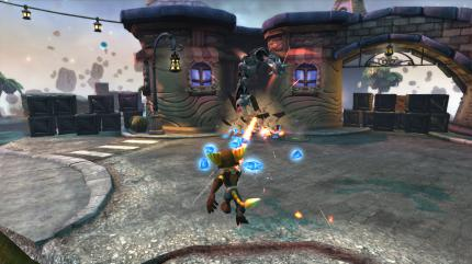 Heroes on the Move: Ratchet, Clank und Daxter im Playstation Move-Wahn . (10)