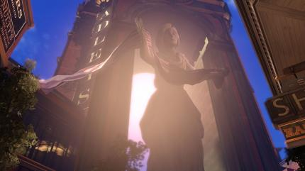 Screenshots aus Bioshock Infinite. (3)