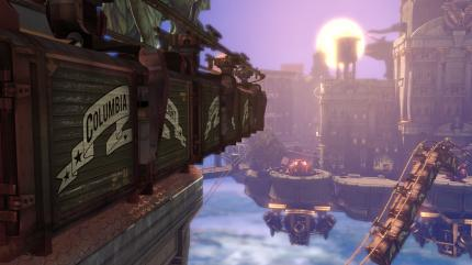 Screenshots aus Bioshock Infinite. (2)