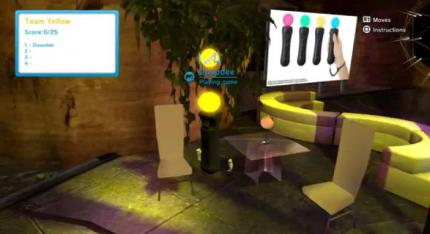 Schaltet beim PlayStation Move-Event in PS-Home ein cooles Outfit frei!