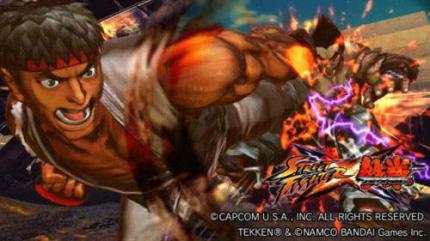 Die neuen Screenshots zu Street Fighter X Tekken.