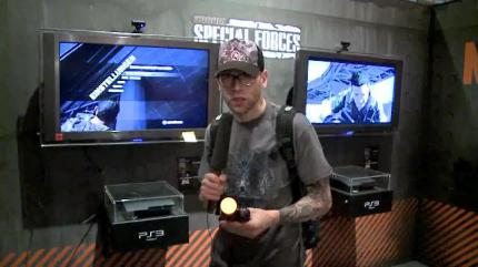 Toni testet SOCOM 4 mit PlayStation Move.