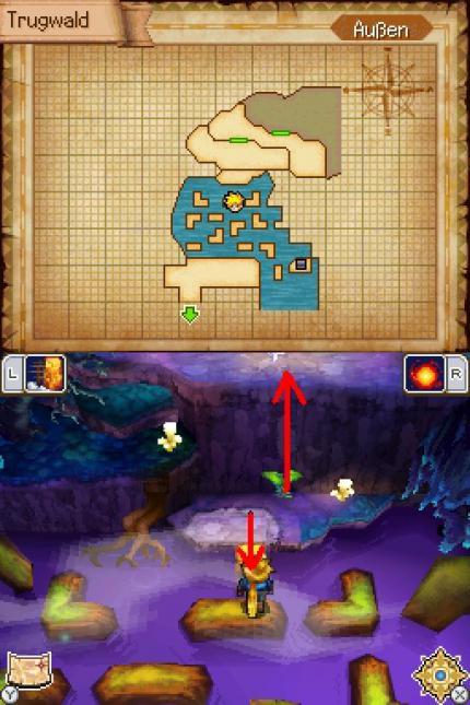Golden Sun DS-Komplettlösung Teil 1 - Auf der Suche nach Tyrell