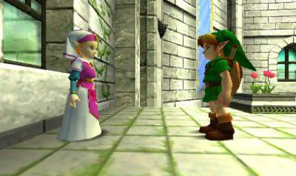 The Legend of Zelda: Ocarina of Time 3D (1)