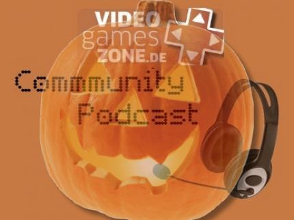 Community-Podcast #20: Der Halloween-Horror-Podcast - Teil 2