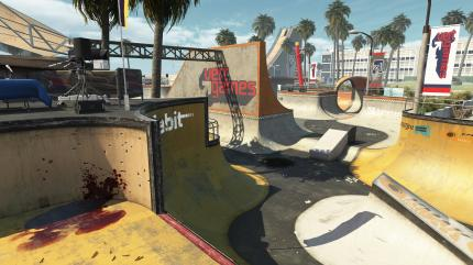 Call of Duty: Black Ops 2 Revolution Preview - Skatepark auf Grind.