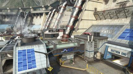 Call of Duty: Black Ops 2 Revolution Preview - Wasserkraftwerk auf Hydro.