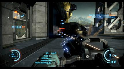 Dust 514 im Test.
