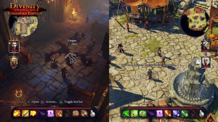 Divinity: Original Sin Enhanced Edition - die PS4-Version in der Gamescom-Vorschau. (4)