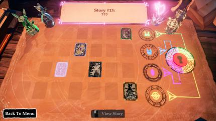 Stories: The Path of Destinies im Test - 24 Endsequenzen