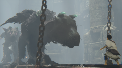 The Last Guardian in der E3-Vorschau. (5)