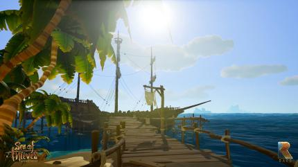 Sea of Thieves - Screenshots von der Gamescom 2016  (5)