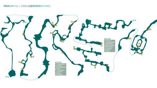 Kapitel 4: Piz Ville - Trümmergebiet: Wrackpass + Endlagerverbindung + Entsorgungsanlage