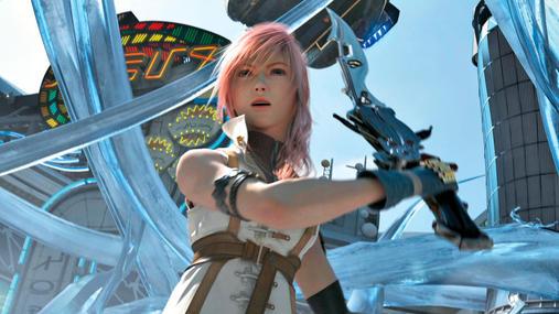 Final Fantasy 13-Lösung: Charakterentwicklung - Lightning - Die rabiate Heldin beherrscht die Klassen Brecher, Verheerer und Heiler und teilt den zweitgrößten körperlichen Schaden aus. Darüber hinaus ist sie auch magisch fit und somit ein guter Allround-Haudegen. Auf der anderen Seite schwächelt sie stark was Lebenspunkte angeht. Bevorzugt beim Aufleveln die offensiven Klassen und verteilt eure Kristallpunkte erst am Schluss in die Heiler-Klasse. Ob ihr Lightning eher als Brecher oder als Verheerer gewichtet, bleibt eurem Spielstil überlassen, Hauptsache offensiv. Brecher Als Brecher schnetzelt sich Lightning regelrecht durch die Gegnerhorden. Ihr Schaden in dieser Klasse wird ausschließlich von Fang getoppt. Vor allem Nachsetzen ist essenziell wichtig und sollte so schnell wie möglich angeeignet werden. Damit kämpft es sich direkt angenehmer, besonders gegen HP-lastige Widersacher. Die passiven Fähigkeiten haben alle ihre Berechtigung und besonders die Angriffswert-Kugeln in diesem Baum sind nützlich. ...