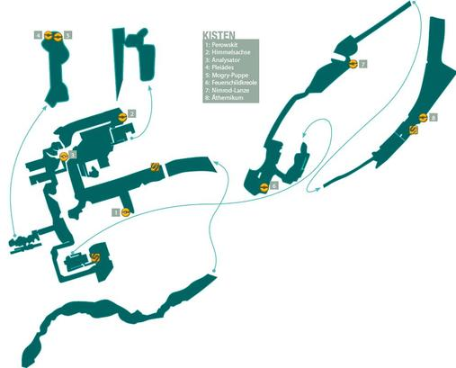 1. Weißewüste + Ehemalige Siedlung + Ehemalige Bahnbrücke