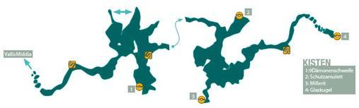 1. Tsubaddran-Hochland + Sumitra-Becken