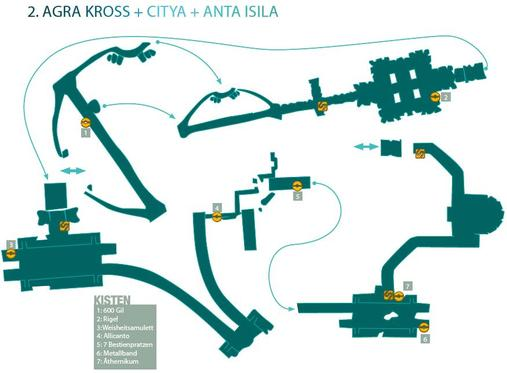 2. Agra Kross + Citya + Anta Isila