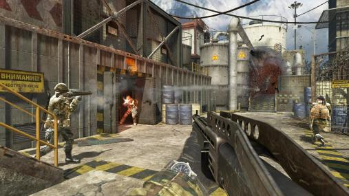 black ops vs mw2 graphics comparison. Hit the hop to see how Black Ops looks