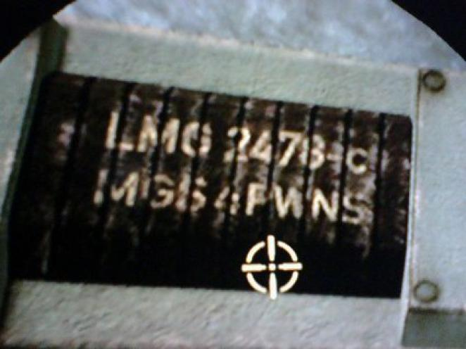 Easteregg: Resistance 2 meets Metal Gear Solid 4