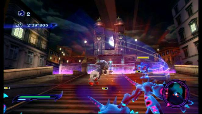 Sonic Unleashed - Wii  (6)