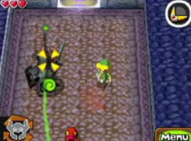 The Legend of Zelda: Spirit Tracks (3)