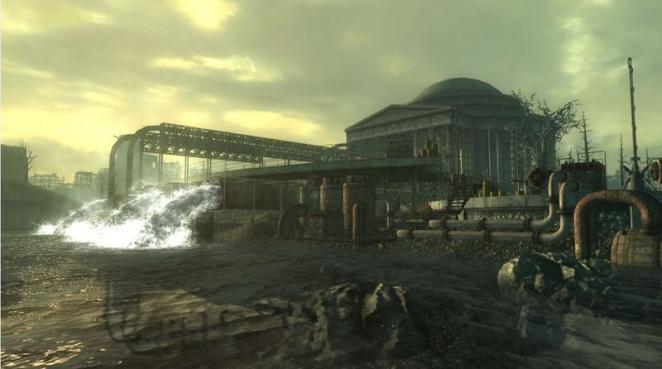 Fallout 3: Project Purity in Aktion.