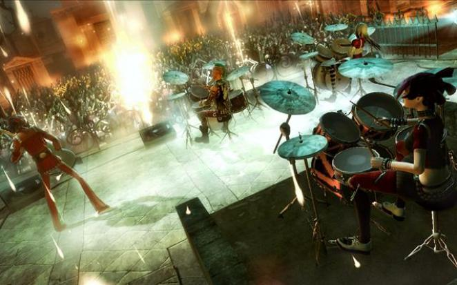 Screenshots aus Guitar Hero 5 (4)